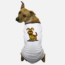 Fuzzy puppy Dog T-Shirt