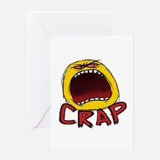 Crap! Greeting Cards