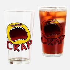 Crap! Drinking Glass