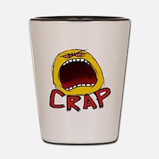 Crap! Shot Glass