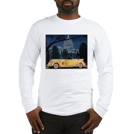1936 Packard Long Sleeve T-Shirt