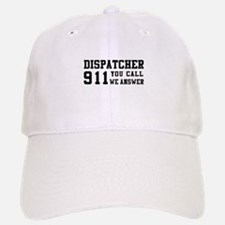 Dispatcher Call Baseball Baseball Cap