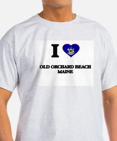 I love Old Orchard Beach Maine T-Shirt