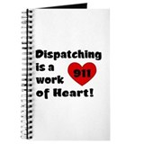 Dispatcher Journals & Spiral Notebooks