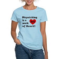 Dispatching Heart T-Shirt