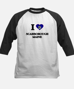 I love Scarborough Maine Baseball Jersey