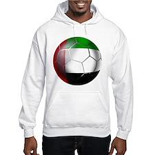 UAE Soccer Ball Hoodie