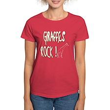 Giraffes Rock ! Tee