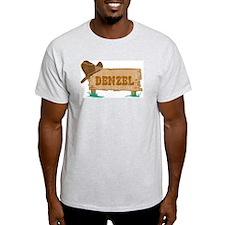 Denzel western T-Shirt