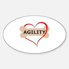 Agility Decal