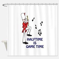 HALFTIME GAME TIME Shower Curtain