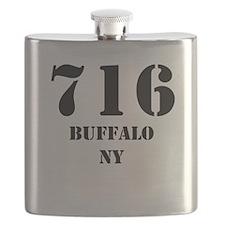 716 Buffalo NY Flask