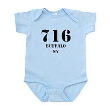 716 Buffalo NY Body Suit