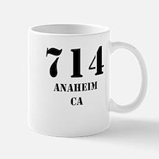 714 Anaheim CA Mugs