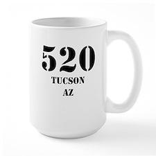 520 Tucson AZ Mugs