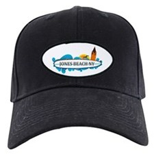 Amelia Island - Beach Design. Baseball Hat