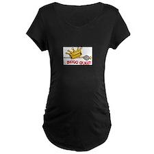 BINGO QUEEN Maternity T-Shirt