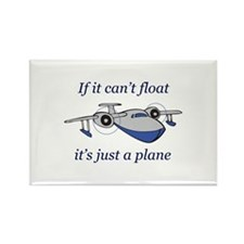 ITS JUST A PLANE Magnets