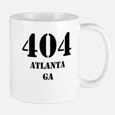 404 Atlanta GA Mugs