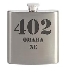 402 Omaha NE Flask