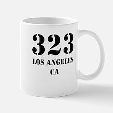 323 Los Angeles CA Mugs