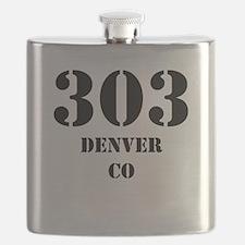 303 Denver CO Flask