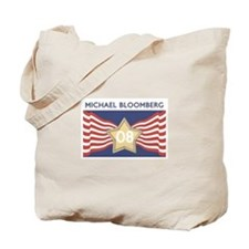Elect MICHAEL BLOOMBERG 08 Tote Bag