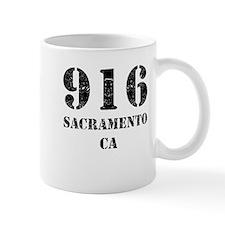 916 Sacramento CA Mugs