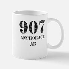 907 Anchorage AK Mugs