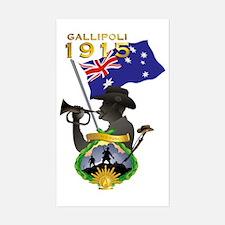 Gallipoli 1915 Decal