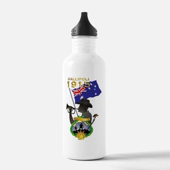Gallipoli 1915 Water Bottle