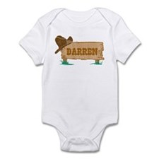 Darren western Infant Bodysuit