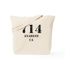714 Anaheim CA Tote Bag