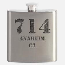 714 Anaheim CA Flask