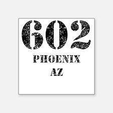 602 Phoenix AZ Sticker