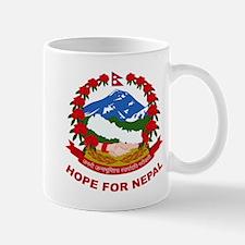 Nepal Relief Effort Mug