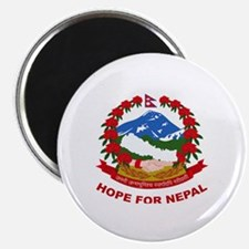 Nepal Relief Effort Magnet