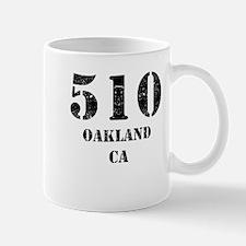 510 Oakland CA Mugs