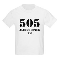 505 Albuquerque NM T-Shirt