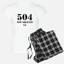 504 New Orleans LA Pajamas