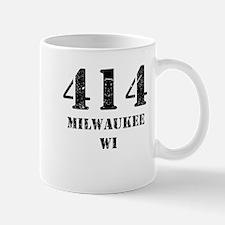 414 Milwaukee WI Mugs