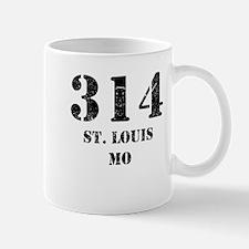 314 St. Louis MO Mugs