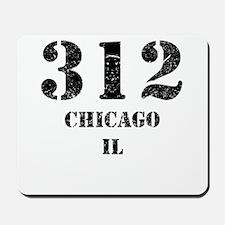 312 Chicago IL Mousepad