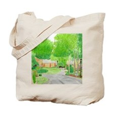 Summer at Home Tote Bag