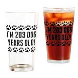 29th birthday Pint Glasses