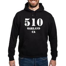 510 Oakland CA Hoodie