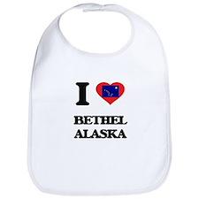 I love Bethel Alaska Bib