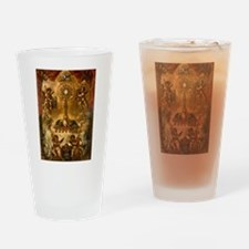 Allegory of the Eucharist Drinking Glass