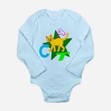 (kids) C-A-T Body Suit