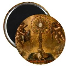 Allegory of the Eucharist Magnets